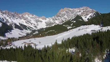 Alp Austria — Stock Video