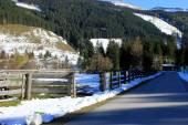 Winter Alps austria — Foto de Stock