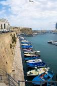 Pier Gallipoli — Stock Photo
