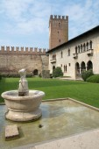 Old Castle Verona — Stock Photo