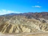 Zabriskie Point in Death Valley NP — Stock Photo