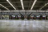 Carri ferroviari — Foto Stock