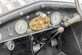 Italian vintage car — Stock Photo
