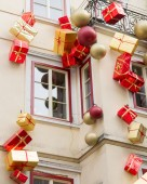Gifts hanging — Stock Photo
