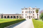 Villa Bongiovanni, Verona, Italy — Stock Photo