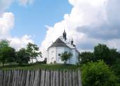 The old Church — Stock Photo