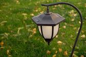 Garden lantern — Stock Photo