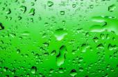 Sfondo di gocce d'acqua — Foto Stock