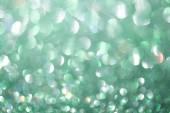 模糊的圣诞灯 — 图库照片