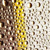 Water drops background — Stock Photo