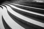 Architectural design of stairs — Stock Photo