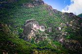 Monastery Simonos Petra at Agion Oros (Holly Mountain) Greece — Stock Photo