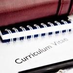 Curriculum vitae or resume concept — Stock Photo #52356397