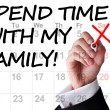 Spend time with my family — Stock Photo #52483211