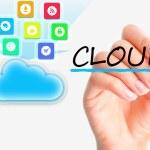 Cloud computing concept — Stock Photo #53304021
