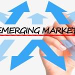 Emerging markets concept — Stock Photo #53307595