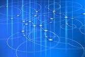 Concept de réseau — Photo