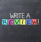 Write a review text — Photo