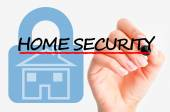 Home security issue — Stock Photo