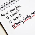 Hate my job — Stock Photo #53329003