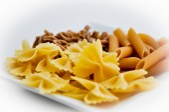 Different pasta's types — Stock Photo