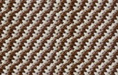 Knitted texture. — Stock Photo