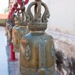 Big bell with at wat phra that chor hae.lanna northern,thailand. — Stock Photo #53306947