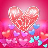 Happy Valentine's Day. — Stock Photo