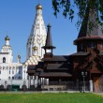 Svyatotroitsky and All Saints churches. City of Minsk, Belarus. — Stock Photo #57543777