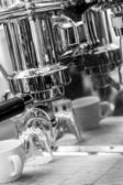 Coffee machine — Stock Photo