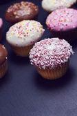 Torte festose — Foto Stock