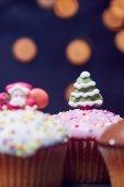 Festive cakes — Stock Photo