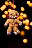Christmas speelgoed — Stockfoto