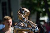Robotlar — Stok fotoğraf