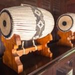Ancient Thai Drum — Stock Photo #55841305