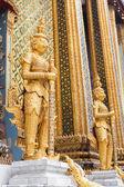 Guardians of Grand palace — Stock Photo