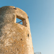 Saracen tower in Italy. — Stock Photo #52668165