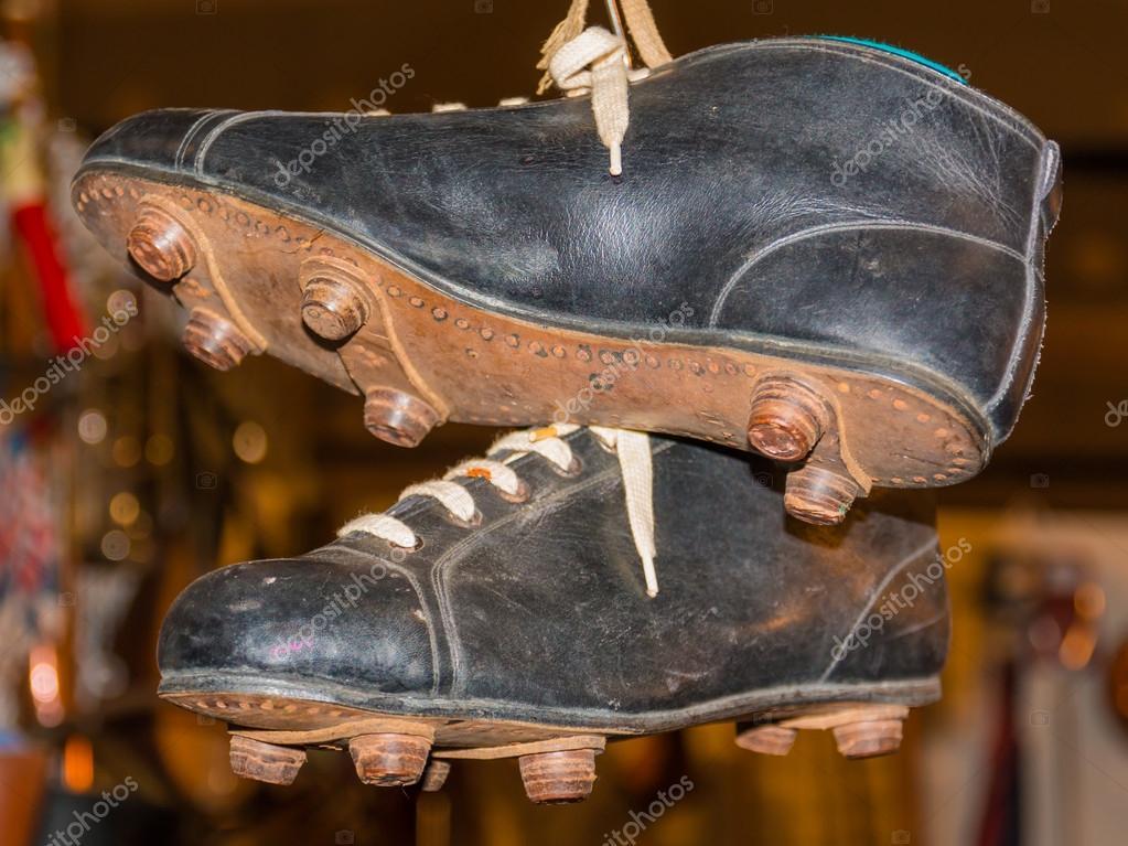 colgado botas