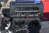 Amplificateur professionnel, équipement audio, câbles et connecteurs: — Photo