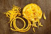 Orange zest  — Stock Photo