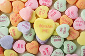 Heart candy — Stock Photo