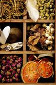 Ingredient for herbal medicine — Stock Photo