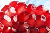Pomegranate fruits — Stock Photo