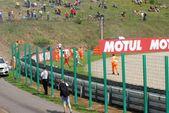 Bwin GRAND PRIX ČESKÉ REPUBLIKY  MotoGP 2014  16. 8. 2014 -  MotoGP FP4 — Stock Photo