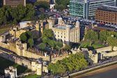 Historic castle Tower of London — Stock Photo