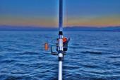 渔杆 — 图库照片