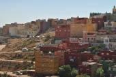 Prince neighborhood in the city of ceuta — Stock Photo
