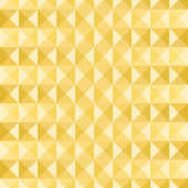 Amazing colorful golden vintage geometric pattern — Stock vektor