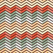 Vintage geometrik bahar renkli desenli — Stok Vektör