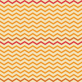 Vintage yellow geometric colorful stripe pattern — Stock Vector